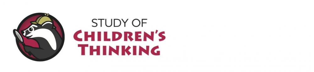 Study of Children's Thinking Lab