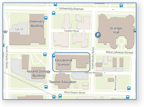 Directions to Ed Sciences
