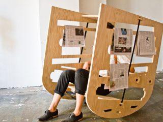 Visiting Artist: Caroline Woolard