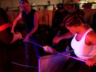 Amorphous Arrest Performance