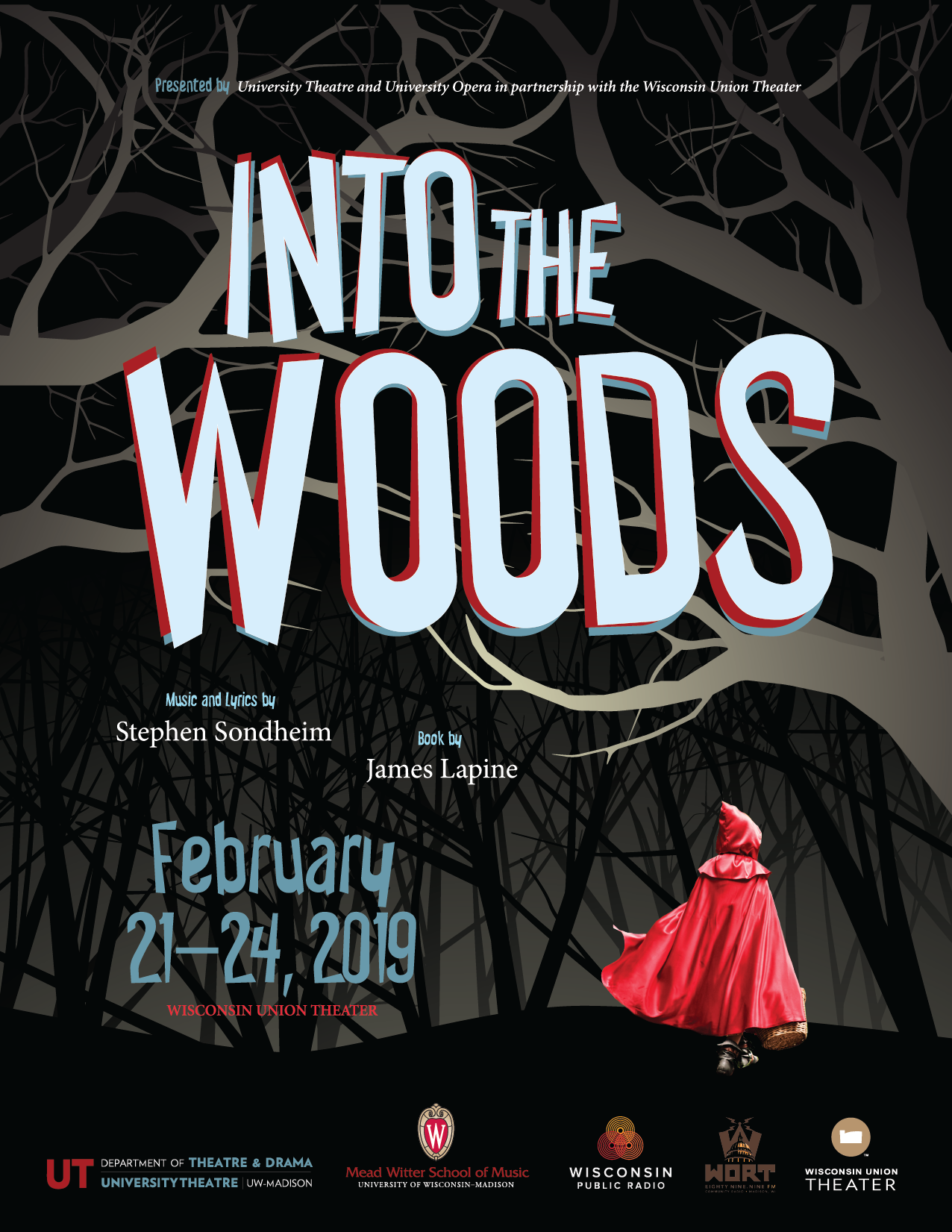 AUDITIONS - Into the Woods September 21-22 - Department of
